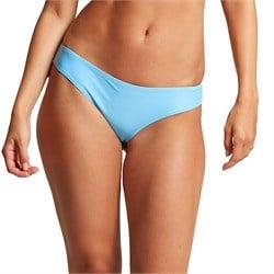 Volcom Simply Solid Cheekini Bikini Bottoms - Women's