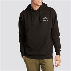 evo Square Logo Pullover Hoodie - Used