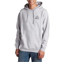 evo Square Logo Pullover Hoodie