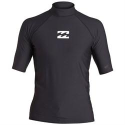 Billabong All Day Wave Performance Fit Short Sleeve Surf Shirt