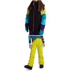 Burton Hart Jacket + Elite Cargo Pants - Girls'