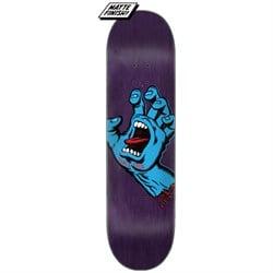 Santa Cruz Screaming Hand 8.375 Skateboard Deck