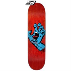 Santa Cruz Screaming Hand 8.0 Skateboard Deck