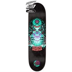 Santa Cruz Delfino Fortune Teller Powerply 8.25 Skateboard Deck