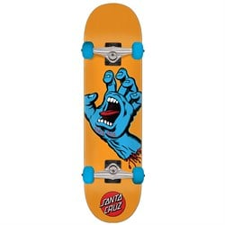 Santa Cruz Screaming Hand Mid 7.8 Skateboard Complete