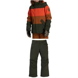 Burton Symbol Jacket + Barnstorm Pants - Boys'