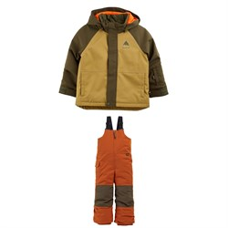 Burton Classic Jacket + Maven Bibs - Toddlers'