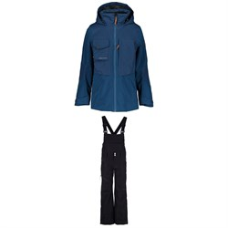 Obermeyer Colt Jacket ​+ Connor Bib Pants - Boys'