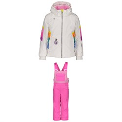 Obermeyer Katelyn Jacket ​+ Disco Bibs - Little Girls'