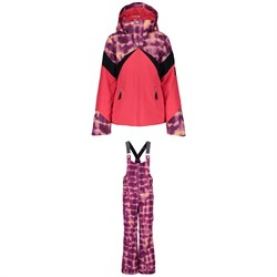 Obermeyer Tabor Jacket ​+ Anya Bib Pants - Girls'