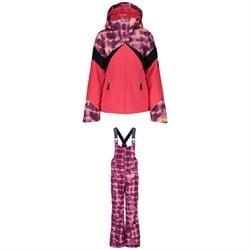 Obermeyer Tabor Jacket + Anya Bib Pants - Girls'