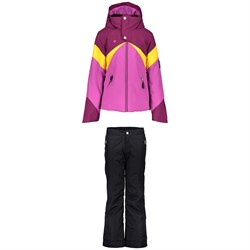 Obermeyer Tabor Jacket + Brooke Pants - Girls'