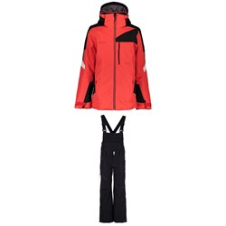Obermeyer Fleet Jacket ​+ Connor Bib Pants - Boys'