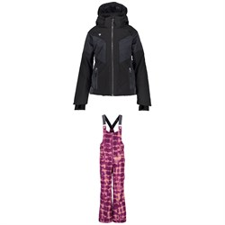 Obermeyer Rayla Jacket ​+ Anya Bib Pants - Girls'