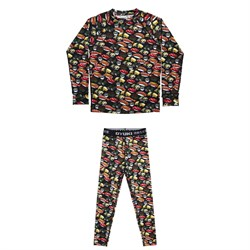 Oyuki Hitatech Base Layer Top ​+ Pants - Kids'