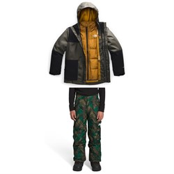 The North Face Freedom Triclimate Jacket + Freedom Insulated Pants - Boys'