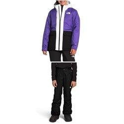 The North Face Freedom Insulated Jacket ​+ Freedom Insulated Pants - Girls'