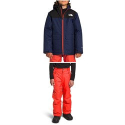 The North Face Freedom Insulated Jacket + Pants - Boys'