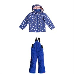 Roxy Mini Jetty Jacket ​+ Lola Pants - Little Girls'