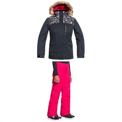 Roxy Moonlight Jacket ​+ Backyard Pants - Girls'