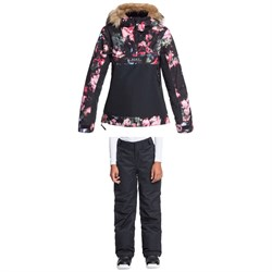 Roxy Shelter Jacket ​+ Backyard Pants - Girls'