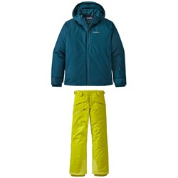 Patagonia Snowshot Jacket ​+ Pants - Boys'