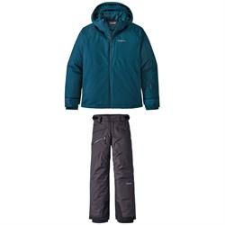 Patagonia Snowshot Jacket + Pants - Boys'