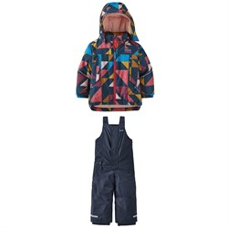 Patagonia Snow Pile Jacket ​+ Bibs - Toddlers'