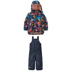 Patagonia Snow Pile Jacket + Bibs - Toddlers'