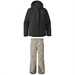 Patagonia Everyday Ready Jacket ​+ Pants - Girls'