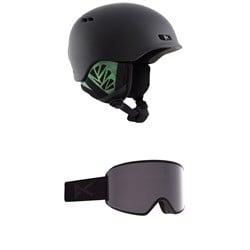 Anon Rodan Helmet + WM3 Goggles - Women's