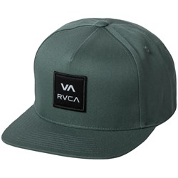 RVCA Square Snapback Hat