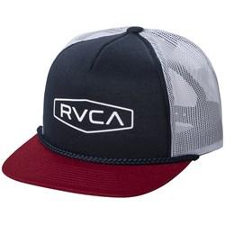 RVCA Staple Foamy Trucker Hat