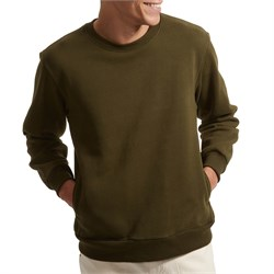 Rhythm Classic Fleece Crew Sweatshirt