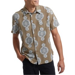 Rhythm Ventura Linen Short-Sleeve Shirt