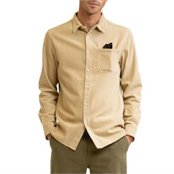 Rhythm Corduroy Long-Sleeve Shirt