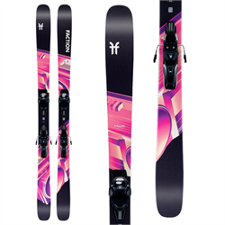 Faction Prodigy 2.0 Skis ​+ Warden MNC 13 Ski Bindings 2020