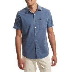 Brixton Charter Oxford Short-Sleeve Shirt