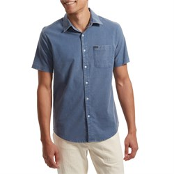 Brixton Charter Oxford Short-Sleeve Shirt