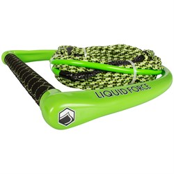 Liquid Force Apex Suede Handle ​+ Coated Dyneema 65 ft Mainline