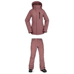 Volcom Eva Insulated GORE-TEX Jacket + Knox Insulated GORE-TEX Pants - Women's