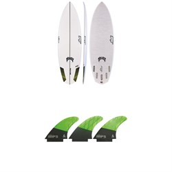 Lib Tech x Lost Rocket Redux Surfboard ​+ Lib Tech Tri Large Fin Set