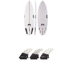 Lib Tech x Lost Rocket Redux Surfboard ​+ Lib Tech Tri Medium Fin Set
