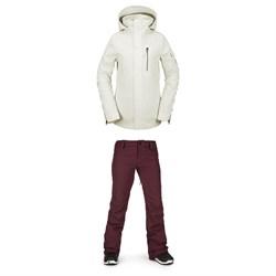 Volcom Vault 4-in-1 Jacket + Species Stretch Pants - Women's