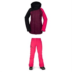 Volcom Westland Insulated Jacket ​+ Hallen Pants - Women's
