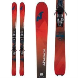 Nordica Navigator 85 CA Skis + Marker TP2 Light 11 Bindings 2020