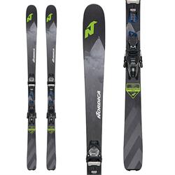 Nordica Navigator 80 CA Skis + TP2 Compact 10 FDT Bindings 2020