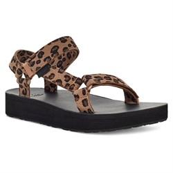 Teva Midform Universal Leopard Sandals - Women's