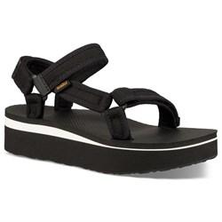 Teva Flatform Universal Mesh Print Sandals - Women's