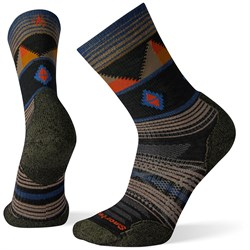 Smartwool PhD® Outdoor Light Pattern Hiking Crew Socks
